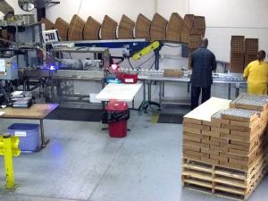 Omega Warehouse - Contract Manufacturing